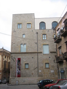Modern Art Gallery in Palermo
