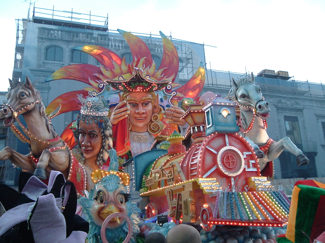Carnival of Acireale