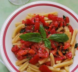 Pasta with Matarocco