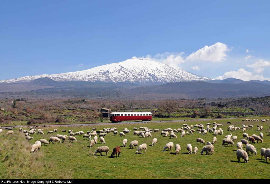 Circumetnea railway