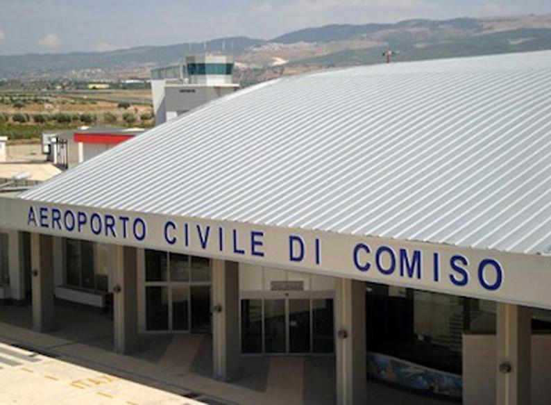Comiso airport