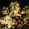Carnival float in Acireale