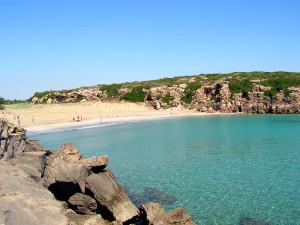 Calamosche beach sicily