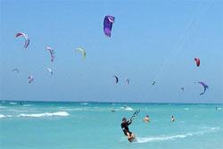 Capo Feto kite surf