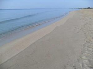 Marsala beach