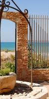 Villa Silva, one step from the beach